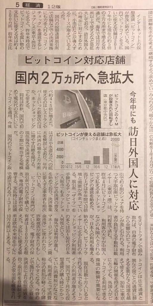 ビット日経新聞