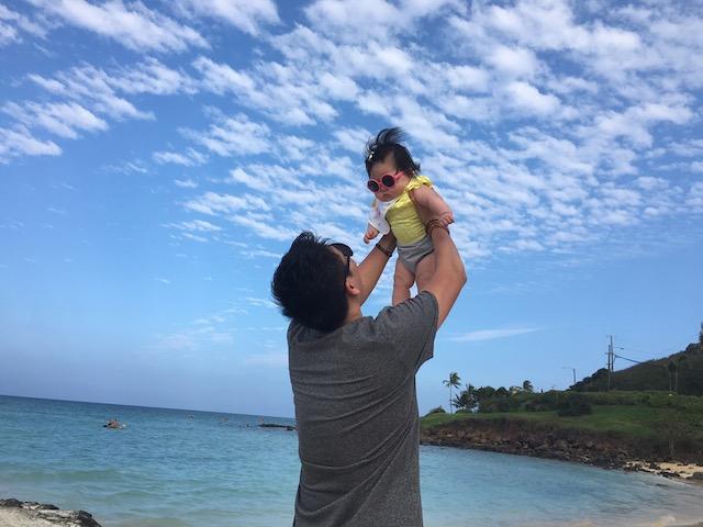 ネオFPハワイ旅行紀〜その4〜 BMWと全米No.1天使の海